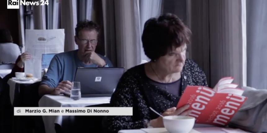 Austrian presidential election 2016 (Rai News24)
