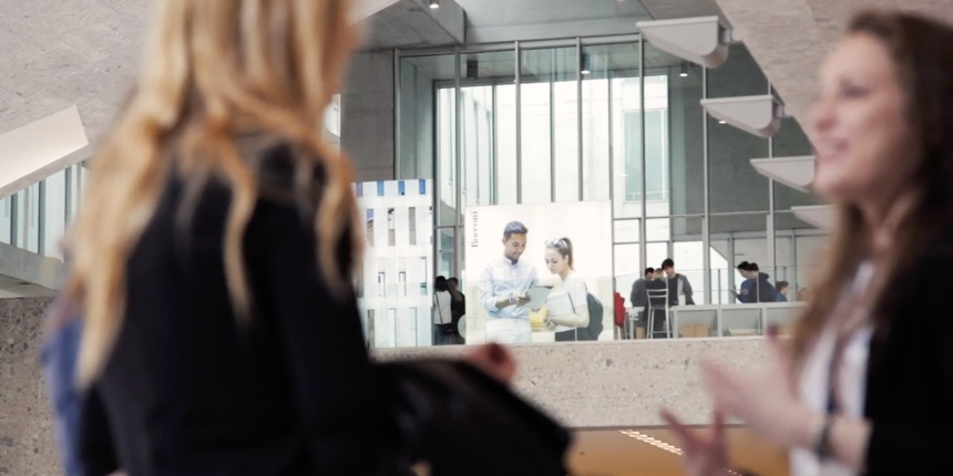 Open Day in Bocconi