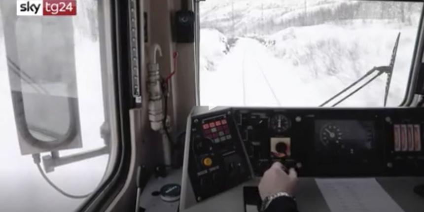 Sustainable train.
