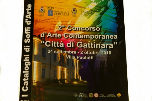 Mostra-Concorso d'Arte Contemporanea - Città di Gattinara