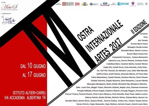 Mostra Internazione Artes 2017 - Torino