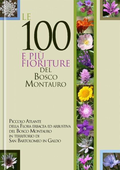 """eBook """"Le 100 e più fioriture del Bosco Montauro"""""""